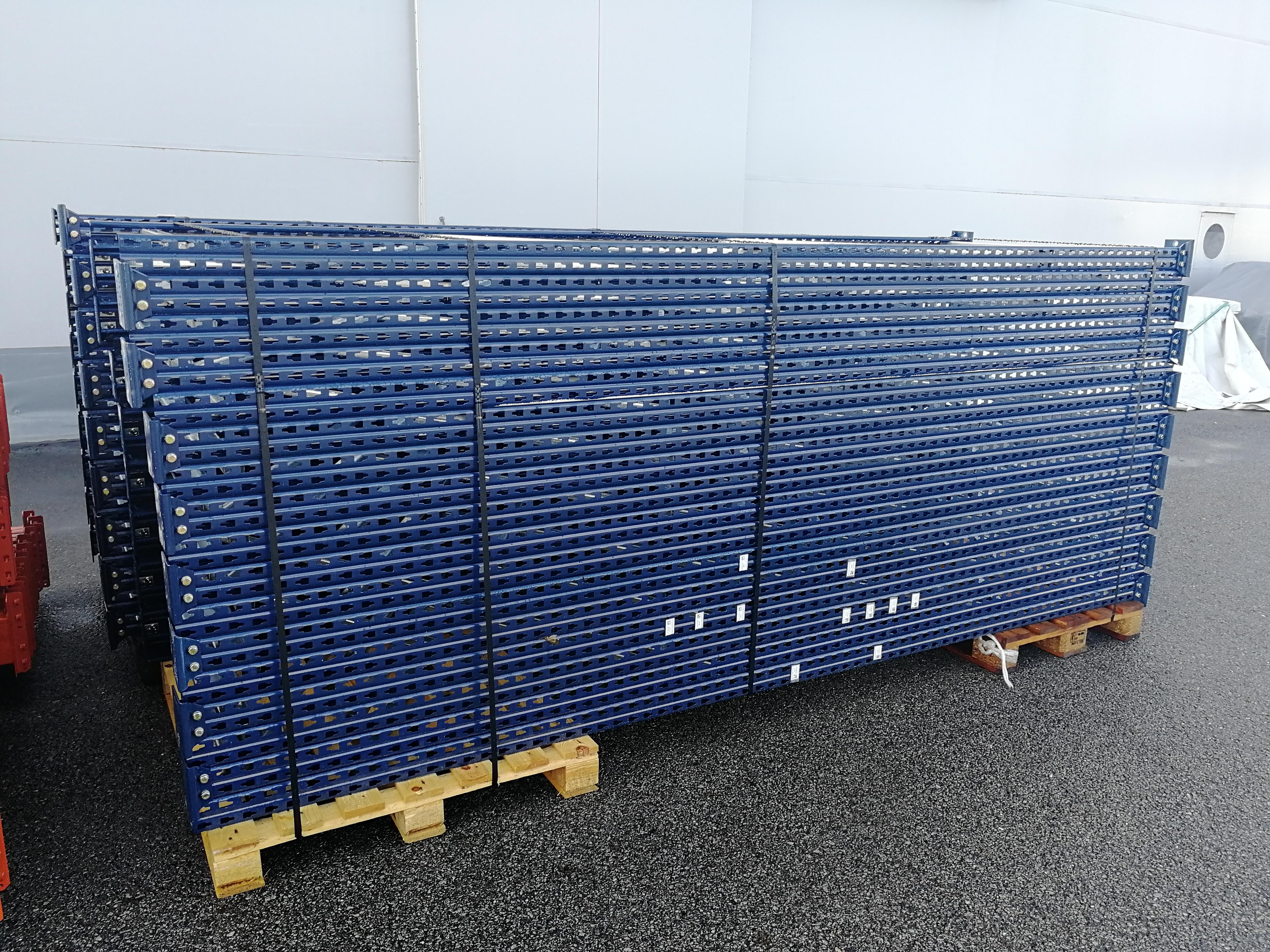 Mecalux päätyelementti 3500 x 1100 mm