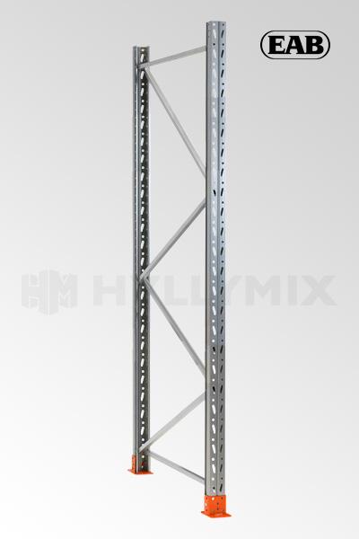 Kuormalavahyllyn päätyelementti 5000x1100 mm