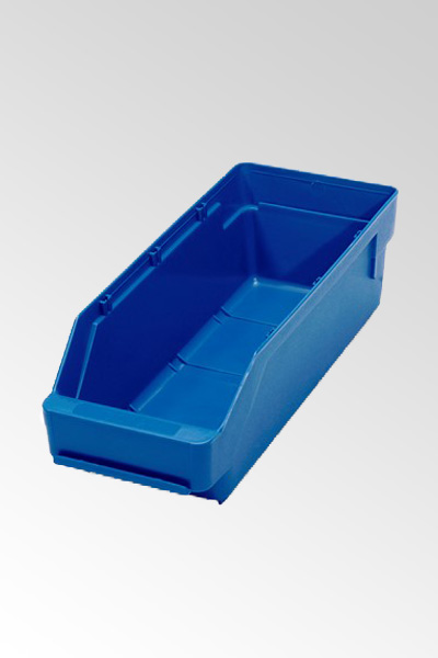 3012 - Hyllylaatikko Sininen
