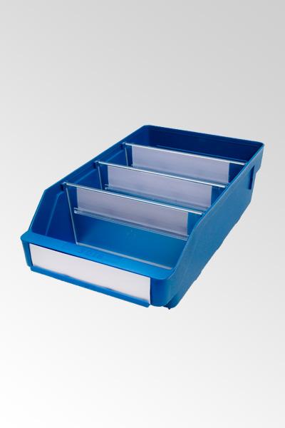 3018 -  Hyllylaatikko Sininen