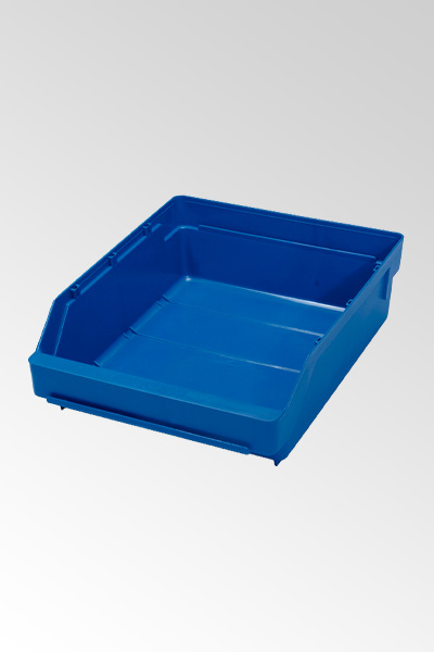 3024 -  Hyllylaatikko Sininen