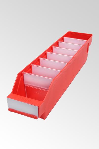 4009 - Hyllylaatikko Punainen