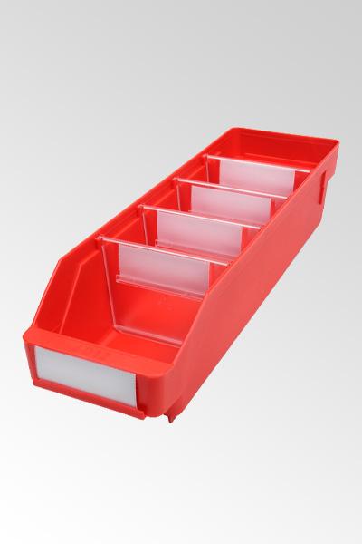 4012 - Hyllylaatikko Punainen