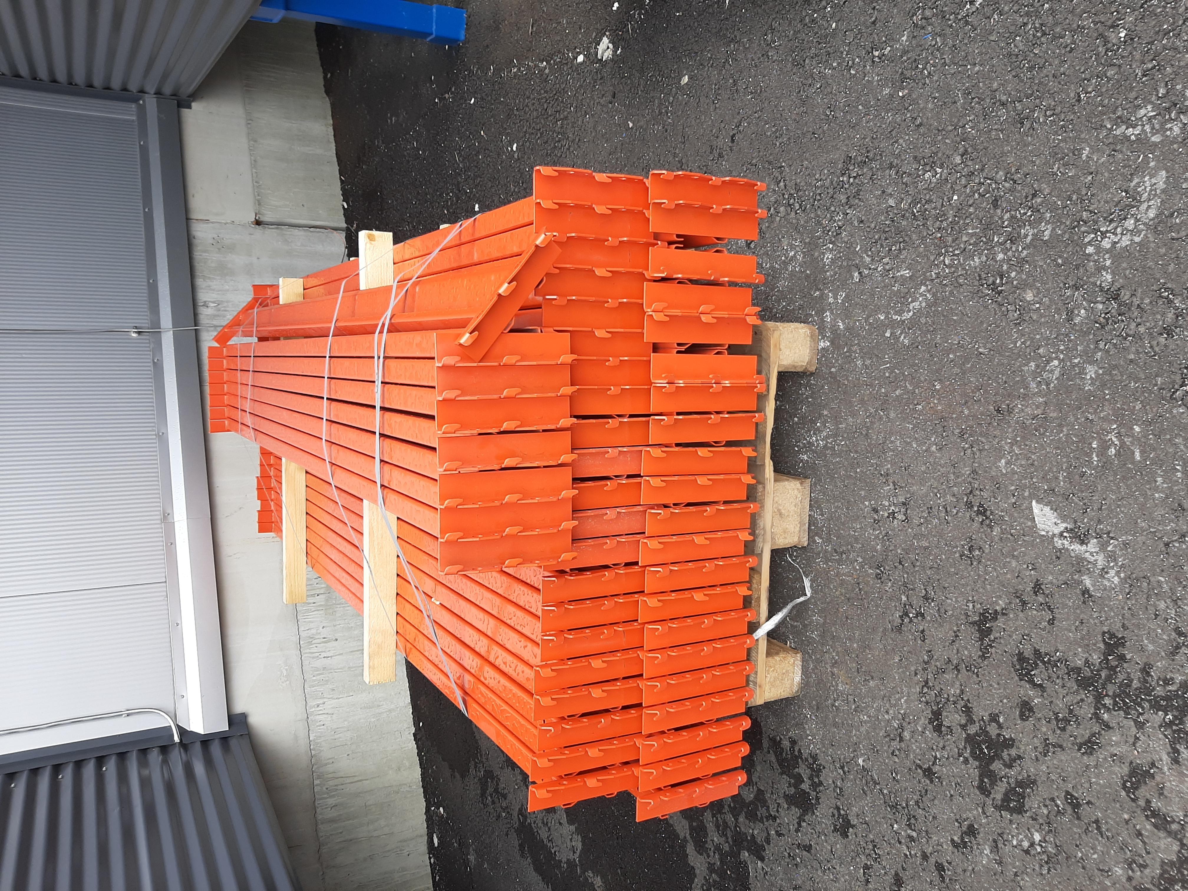 EAB vaakapalkki 2750/3x750 kg, käytetty