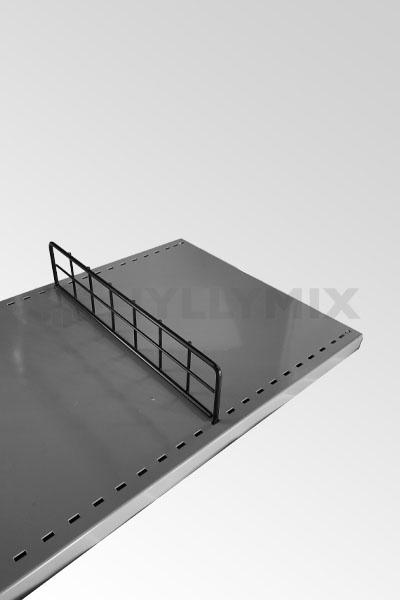 Myymälähyllyn jakaja 40cm, käytetty